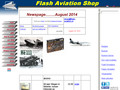 Détails : Flash Aviation Shop