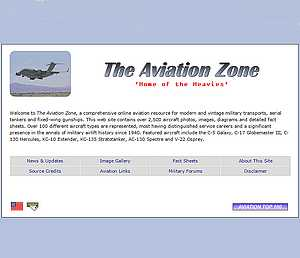 Détails : The Aviation Zone