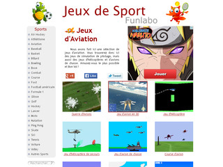 Jeux Aviation