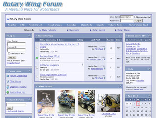 Rotary Wing Forum