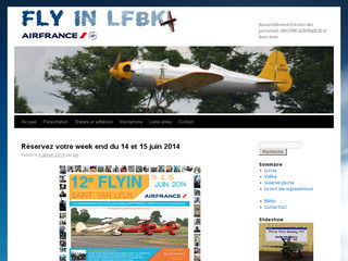Détails : Fly IN LFBK