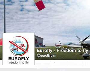 "Détails : EUROFLY ""freedom to fly"""