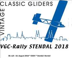 Vintage Glider Rally 2018