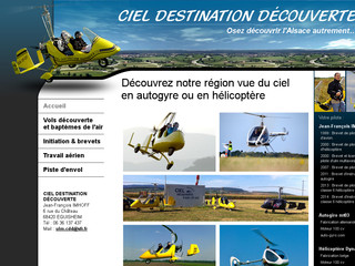 CIEL DESTINATION DECOUVERTE