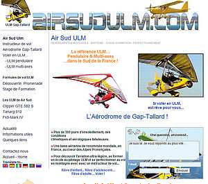 Détails : Air Sud ULM Gap