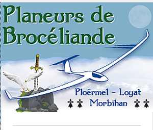 Planeur de broceliande
