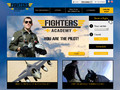 Fighters-Academy, simulation avion de chasse F-16 Falcon