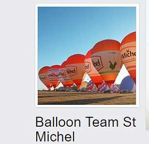 Détails : Balloon Team St Michel