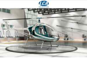 Détails : LCA Helicopter