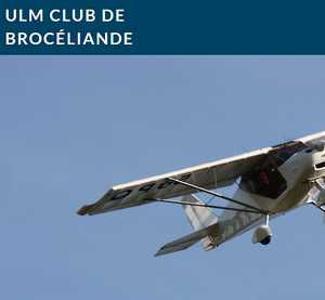 Détails : ULM CLUB DE BROCELIANDE