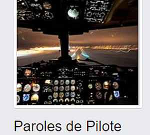 Détails : Paroles de Pilote