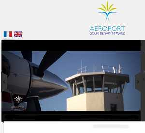 Détails : Aéroport International Golfe Saint-Tropez
