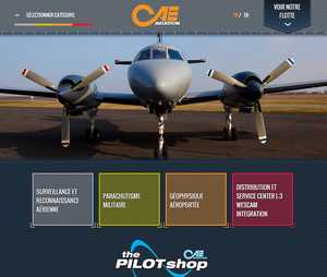 Cae-aviation