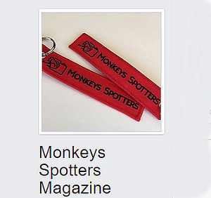 Détails : Monkeys Spotters Magazine