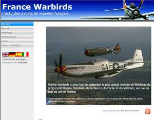 Détails : France Warbirds