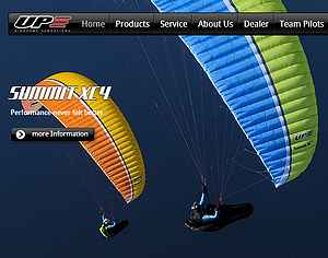 UP Paragliders