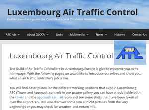 Détails : Luxembourg Air Traffic Control