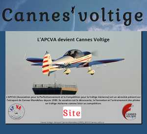 Cannes Voltige