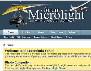 Détails : Microlight Forum