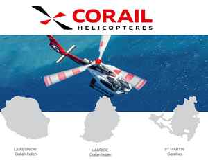 Corail Helicopteres SXM