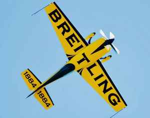 Louis Vanel Aerobatics