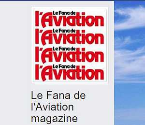 Le Fana de l'Aviation magazine