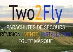 Détails : Two2Fly Parachutes