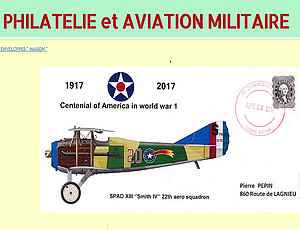 Détails : PHILATELIE et AVIATION  MILITAIRE